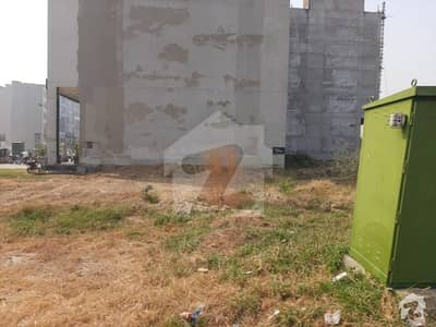 Golden Opportunity 4 Marla Commercial Plot Is Available For Sale