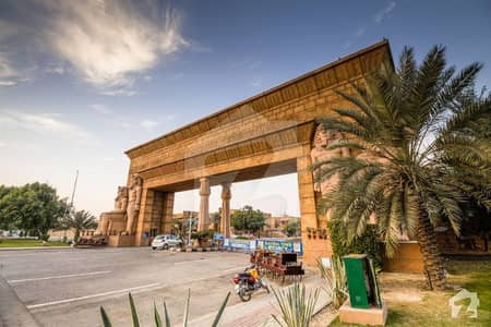 10 Marla Fully Paid Plot Builder Location For Sale In Bahria Town Lahore