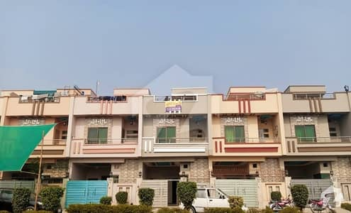 3 Marla Double Storey Well Designed Houses In M Block Shadman Enclave