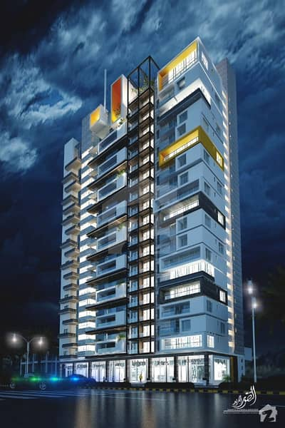 Only 25 Percent Down Payment Flats For Sale In Bahria Town Karachi