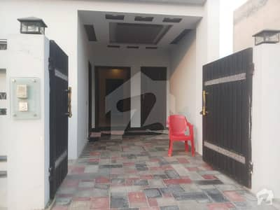 5 Marla 4 Bed House with Double Kitchen for Sale in M  7B Lake City