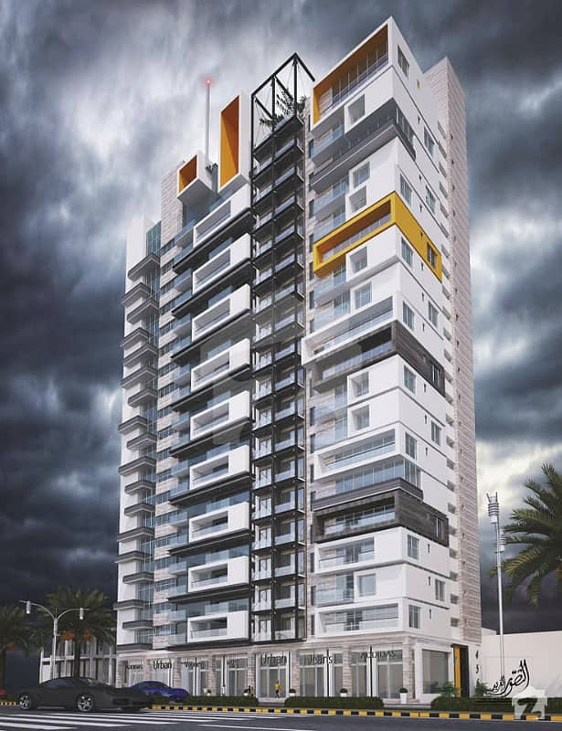 Only 25 Down Payment Flats For Sale In Bahria Town Karachi