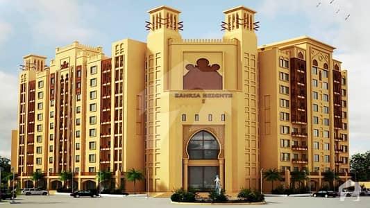 بحریہ ہائٹس بحریہ ٹاؤن کراچی کراچی میں 2 کمروں کا 5 مرلہ فلیٹ 80 لاکھ میں برائے فروخت۔