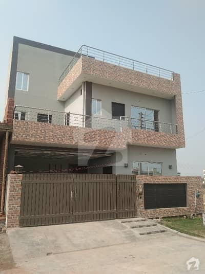 Owner Made 10 Marla New Double Storey House In M Block, Lda Avenue One,