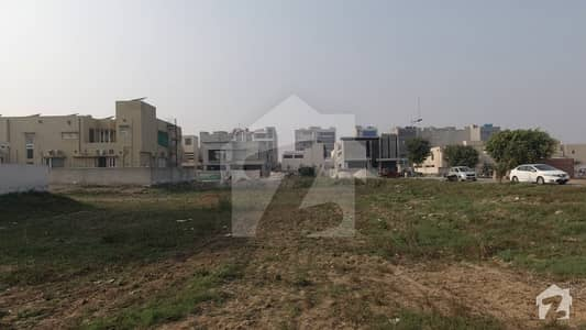 1 Kanal Plot No H-382 For Sale In Dha Phase 6 Block H