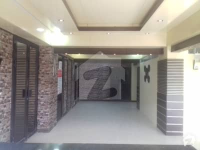 Ground  Mezzanine Floor Available For Rent In The Top Most Demanding Location Of Clifton Block 2