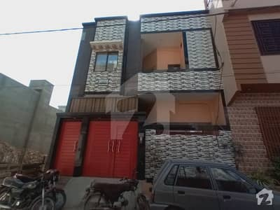 Fully furnished 120sq yards house