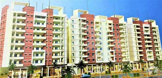 Flat On Type A For Sale In Lakhani Galaxy
