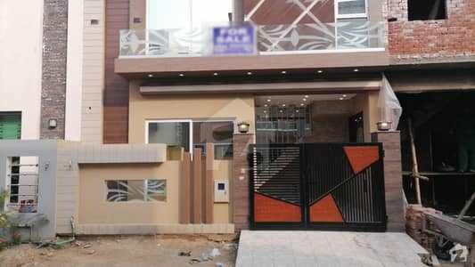 3 Marla Double Storey House For Sale In Al Kabir Town Phase 2 Block A