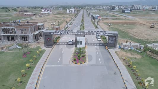 F17 T And T 10 Marla Main Double Back Possession Able  Plot For Sale On Good First Come First Avail