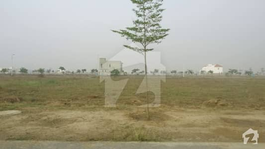 1 Kanal Plot For Sale In Dha Phase 7 Y Block Ideal Location