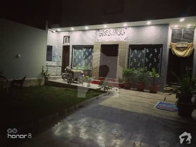 House For Sale On Dalmia Cement Factory Road In Officers Colony Boundary Wall