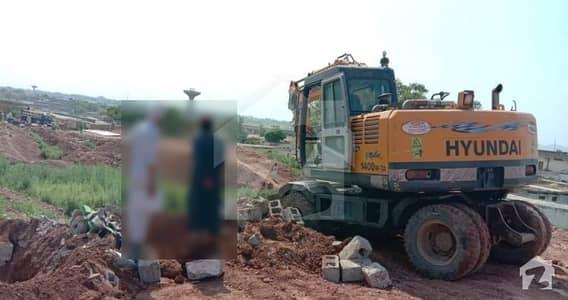 آئی۔12/4 آئی ۔ 12 اسلام آباد میں 6 مرلہ رہائشی پلاٹ 75 لاکھ میں برائے فروخت۔
