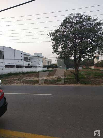 ڈی ایچ اے فیز 3 - بلاک زیڈ فیز 3 ڈیفنس (ڈی ایچ اے) لاہور میں 2 کنال رہائشی پلاٹ 9.5 کروڑ میں برائے فروخت۔