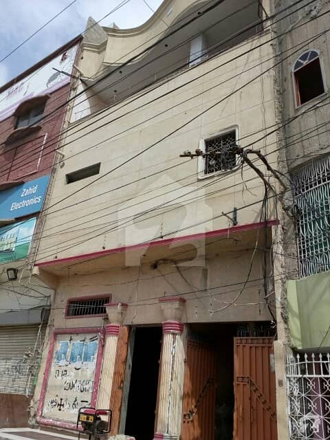 1200  Square Feet House In Stunning Korangi Is Available For Sale