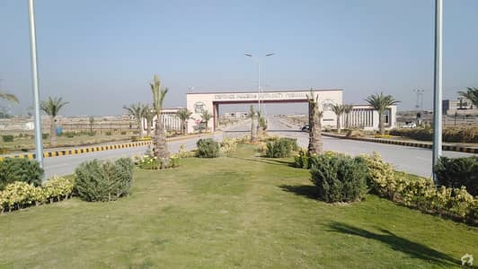 Plot For Sale Dha Peshawar Sector A