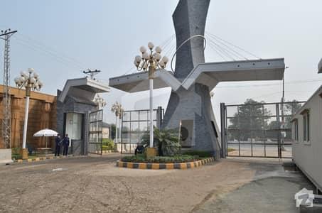 النورآرچرڈ لاہور - جڑانوالا روڈ لاہور میں 5 مرلہ پلاٹ فائل 3 لاکھ میں برائے فروخت۔