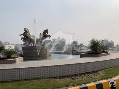 Discounted Rates 5 Marla Plots In Overseas Block Park View City Lahore