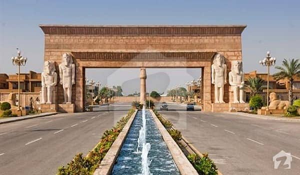 1 Kanal Plot For Sale With 60 Feet Wide Road In Bahria Town Lahore