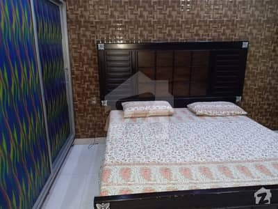 Furnished Separate Apartment For Rent All Real Pix Near Karim Block