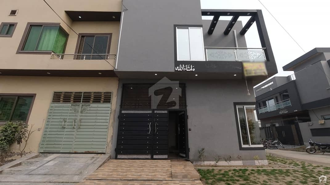3 Marla House Ideally Situated In Formanites Housing Scheme