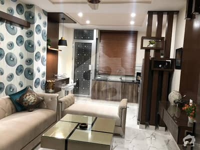 One Bed Fully Furnished Stylish Luxury Apartment Avaialable For Rent In Bahria Town Lahore