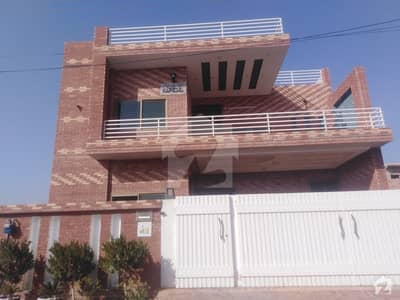 10 Marla House In Stunning Government Employees Cooperative Housing Society Is Available For Sale