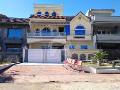 272 Square Yard Brand New House For Sale In G-13 Islamabad