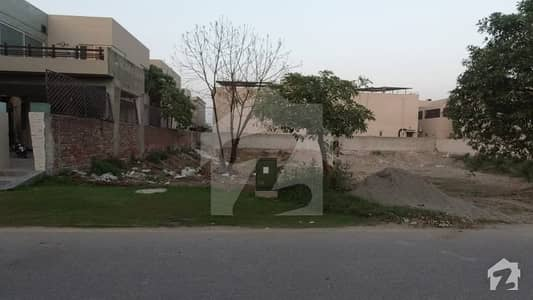 Buy A Centrally Located 1  Kanal Residential Plot In Dha Phase 6 - Block A - Dha Defence
