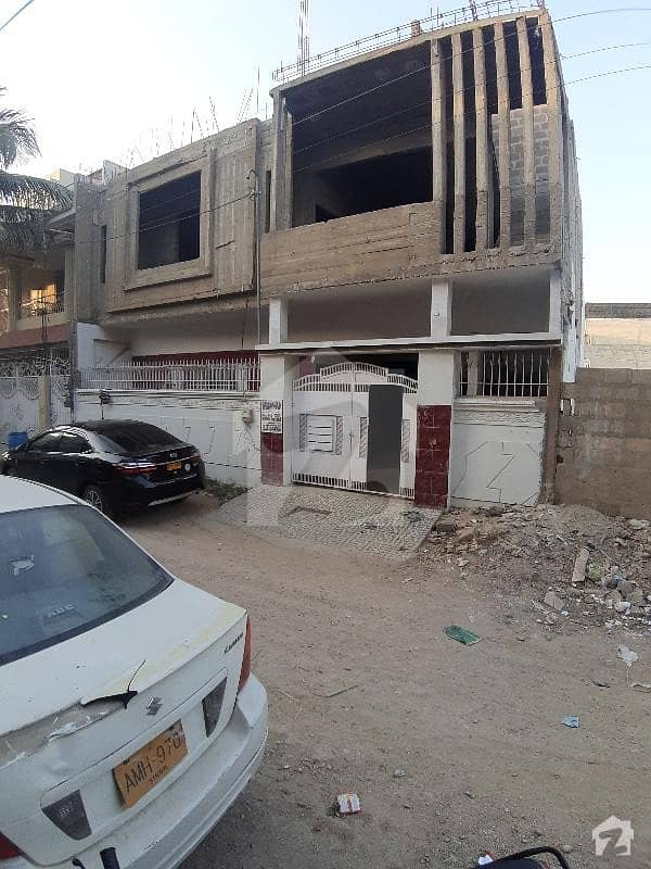 240 Sq Yards Double Storey Bungalow For Sale