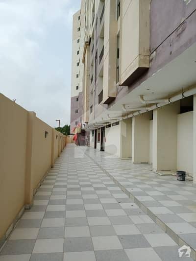 کینٹ ویوٹاور جناح ایونیو کراچی میں 2 کمروں کا 5 مرلہ فلیٹ 78 لاکھ میں برائے فروخت۔