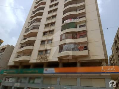 2 Bed Drawing Dining 1350 sqft Flat For Rent In Nazimabad No 3 At Saima Project