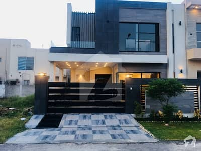 Lg Offer Superb 05 Marla Outclass Brand New Luxury Bungalow For Sale