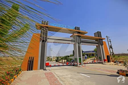 5 Marla Plot Available Block C Prime Location University Town Islamabad