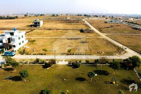 5 Marla Plot Available Block C Prime Location University Town