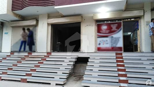 418 Sq Feet Shop For Sale Available At Kohsar Phase 1 Green View Apartment Hyderabad