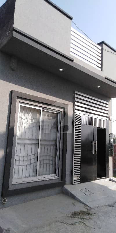 3 Marla House Available For Sale Hamza Town