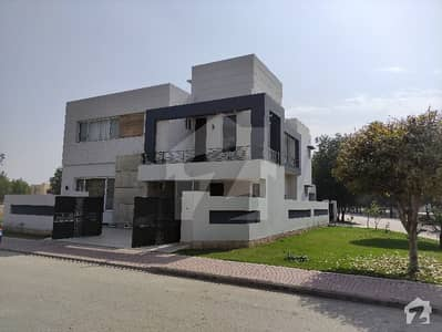 Brand New 14 Marla House With Basement For Sale In Bahria Town Lahore