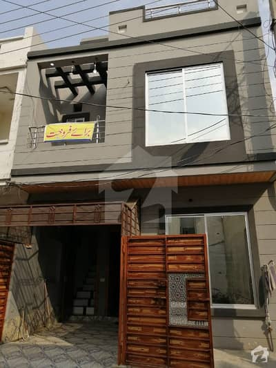3 Marla Hot Location Double Story House Available On Reasonable Price In Jubilee Town