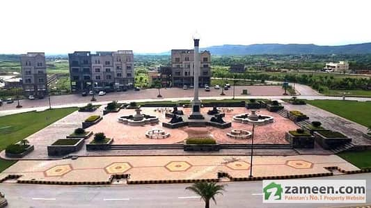 Sector G - 8 Marla Commercial Pair Plots In Main Civic Zone Commercial Hub Of Bahria Enclave Islamabad