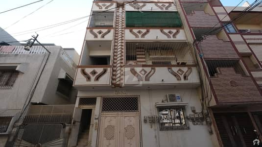 125 Square Yards Upper Portion Ideally Situated In Shah Faisal Town