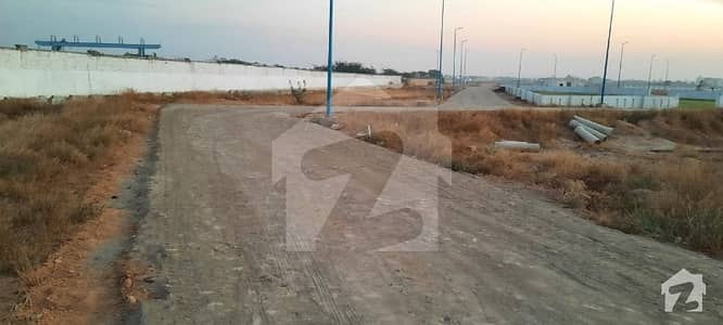 Malir Town Residency 120 Sq Yards Plot For Sale On Investor Rate