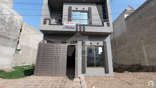 3.17 Marla House For Sale In Beautiful Jubilee Town