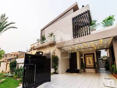 Marvelous And Gorgeous 11 Marla 5 Beds Cottage Available For Sale In Bahria Town
