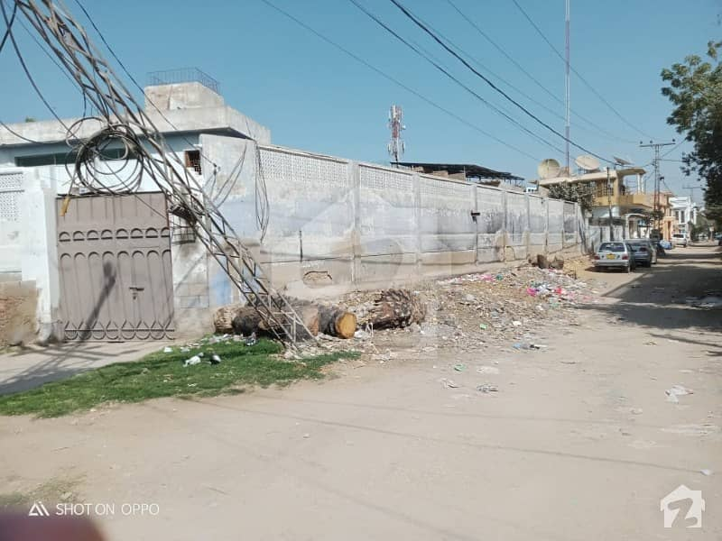 Double Storey Bungalow  In Unit 3 Latifabad Hyderabad 3 Roads Lagte Hn