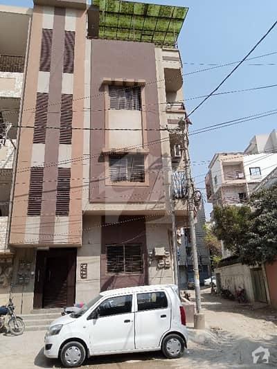 شمسی سوسائٹی شاہ فیصل ٹاؤن کراچی میں 2 کمروں کا 6 مرلہ پینٹ ہاؤس 69 لاکھ میں برائے فروخت۔