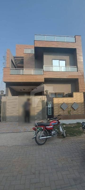 5 Marla Brand New Furnished Double Storey House Is Available For Sale