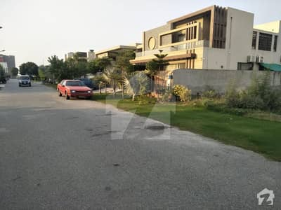 Good Location Plot of 1 Kanal For Sale in Block C of DHA Phase 6 Lahore
