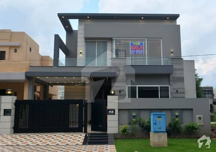 Defence 10 Marla Brand New Designer Bungalow Ideal Location Reasonable Price