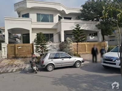 I8 Near Shafa Hospital Full Furnished Ground Portion For Rent